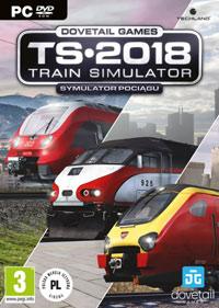 Okładka Train Simulator 2018 (PC)