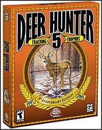 Game Box for Deer Hunter 5: Tracking Trophies (PC)