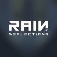 Game Box for Rain of Reflections (PC)