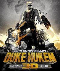 Game Duke Nukem 3D: 20th Anniversary World Tour (PC) cover
