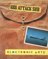 Okładka 688 Attack Sub (PC)