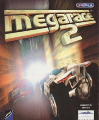 Game Box for MegaRace 2 (PC)