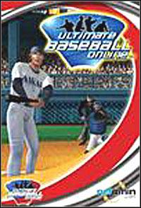 Okładka Ultimate Baseball Online (PC)
