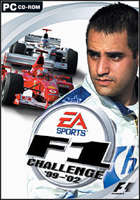Game Box for F1 Challenge '99-'02 (PC)