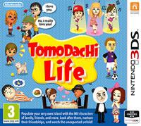 Okładka Tomodachi Life (3DS)