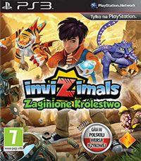 Okładka Invizimals: The Lost Kingdom (PS3)