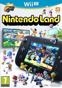 Okładka Nintendo Land (WiiU)