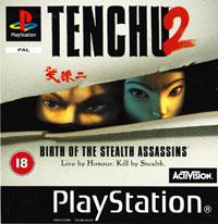 Okładka Tenchu 2: Birth of the Stealth Assassins (PS1)