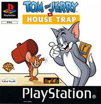 Okładka Tom and Jerry in House Trap (PS1)