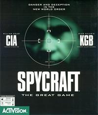Okładka Spycraft: The Great Game (PC)