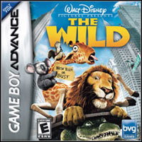 Okładka The Wild (GBA)