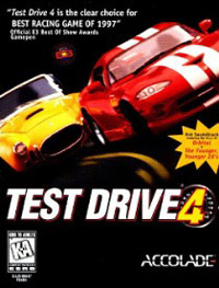 Okładka Test Drive 4 (PC)