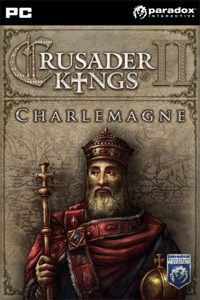 Game Box for Crusader Kings II: Charlemagne (PC)
