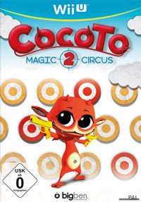 Cocoto Magic Circus 2 cover