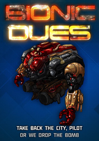 Game Box for Bionic Dues (PC)