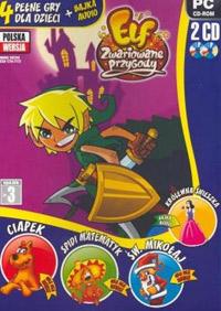 Okładka Elf: Crazy Adventures (PC)