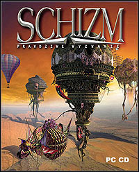 Schizm: Mysterious Journey (PC cover