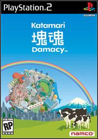 Okładka Katamari Damacy (PS2)