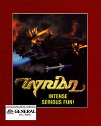 Okładka Tyrian (PC)