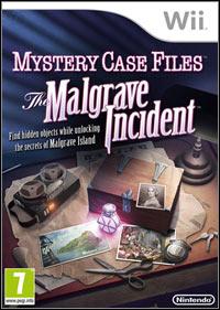 Okładka Mystery Case Files: The Malgrave Incident (Wii)