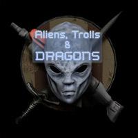 Okładka Aliens, Trolls & Dragons (PC)