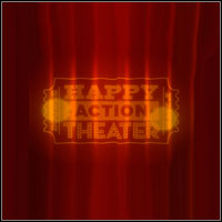 Game Box for Double Fine Happy Action Theater (X360)