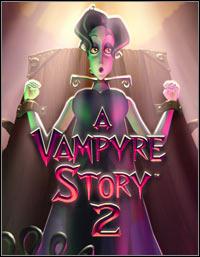 Okładka A Vampyre Story 2: A Bat's Tale (PC)