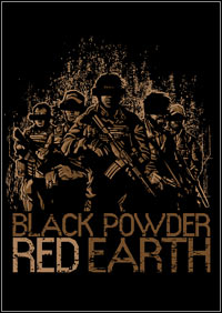 Game Box for Black Powder Red Earth (PC)
