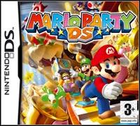 Okładka Mario Party DS (NDS)