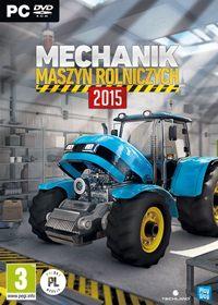 Okładka Mechanik Maszyn Rolniczych 2015 (PC)