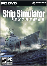 Game Box for Ship Simulator: Extremes (PC)