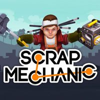 Game Box for Scrap Mechanic (PC)