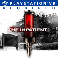 Game Box for The Inpatient (PS4)