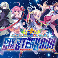 Okładka Arcana Heart 3: Love Max Six Stars!!!!!! (PC)