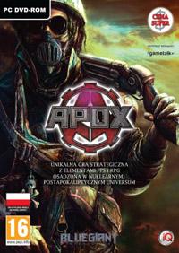 Okładka APOX (PC)