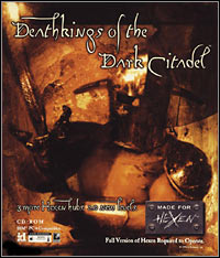 Game Box for Hexen: Deathkings of the Dark Citadel (PC)