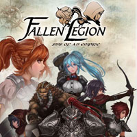 Okładka Fallen Legion: Sins of an Empire (PS4)