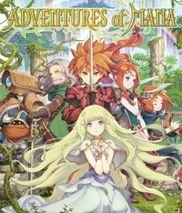 Game Adventures of Mana (iOS) cover