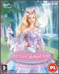 Okładka Barbie of Swan Lake: The Enchanted Forest (PC)