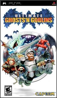 Okładka Ultimate Ghosts 'n Goblins (PSP)