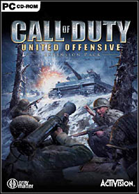 Okładka Call of Duty: United Offensive (PC)