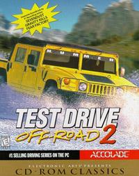 Okładka Test Drive: Off-Road 2 (PC)