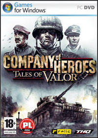 Okładka Company of Heroes: Tales of Valor (PC)