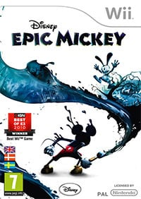 Game Box for Epic Mickey (Wii)