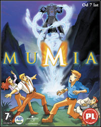 Okładka The Mummy: The Animated Series (PC)