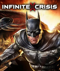 Okładka Infinite Crisis (PC)