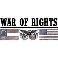 Game Box for War of Rights (PC)