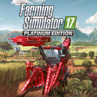 Game Farming Simulator 17: Platinum Edition (PC) cover