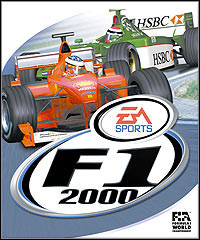 Okładka F1 2000 (PC)