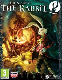 Okładka The Night of the Rabbit (PC)